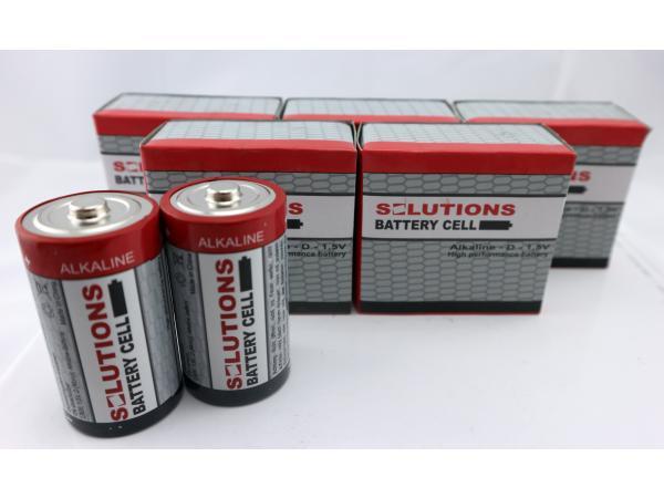 12x solutions battery cell alkaline batterie typ d 1 5v. Black Bedroom Furniture Sets. Home Design Ideas
