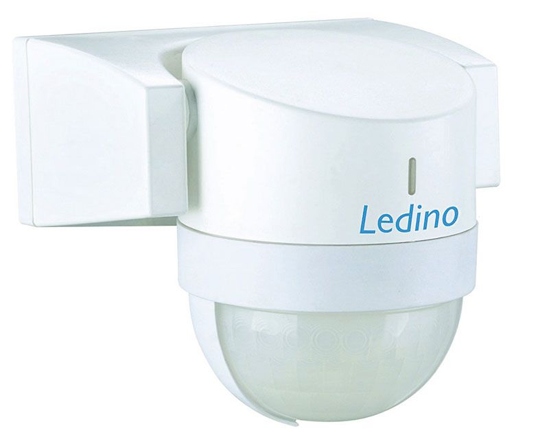 ledino infrarot bewegungssensor mit d mmerungsschalter g nstig kaufen artikelnr led irs15220w. Black Bedroom Furniture Sets. Home Design Ideas